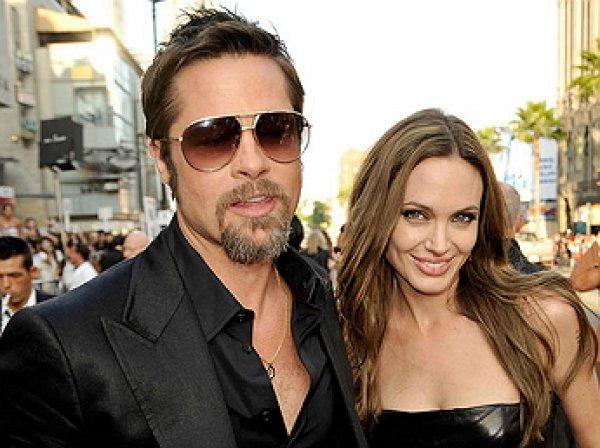 СМИ: Джоли и Питт передумали разводиться