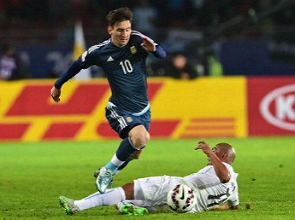 Уругвай — Аргентина 1 сентября 2017: онлайн-трансляция, где смотреть, прогноз на матч (ВИДЕО)