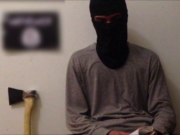 ИГИЛ опубликовало посмертное видеообращение боевика, устроившего резню в Сургуте