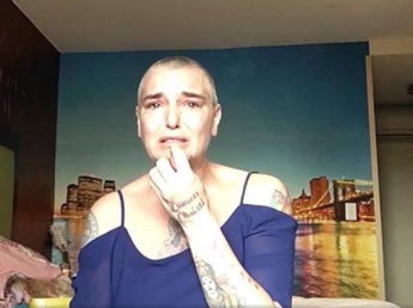 """""""Я не хочу умирать"""": певица Шинейд О""""Коннор записала видеообращение о своей болезни"""