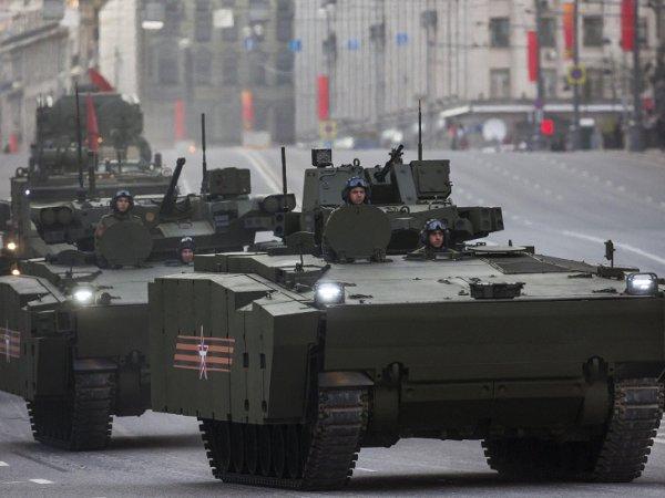 СМИ узнали о провале разработки новейшей российской БМП