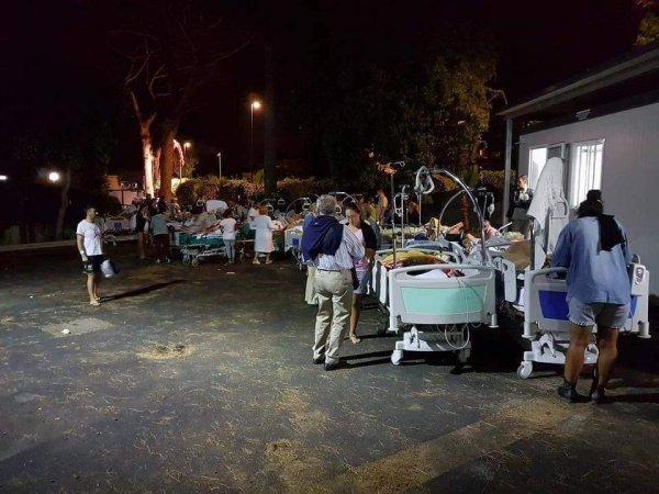 Землетрясение в Италии сейчас 2017: в результате стихийного бедствия есть жертвы (ВИДЕО)