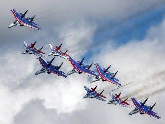 12 августа кубинка авиашоу 2018 как проехать