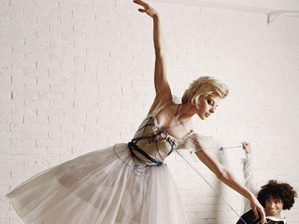 СМИ: балерина Большого театра пропала после откровенной фотосессии