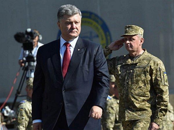 Порошенко назвал главную идею участия солдат НАТО в параде на День независимости Украины