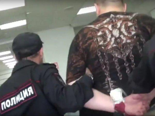 Опубликовано видео с дебоширом, из-за которого самолет вынужденно сел в Перми