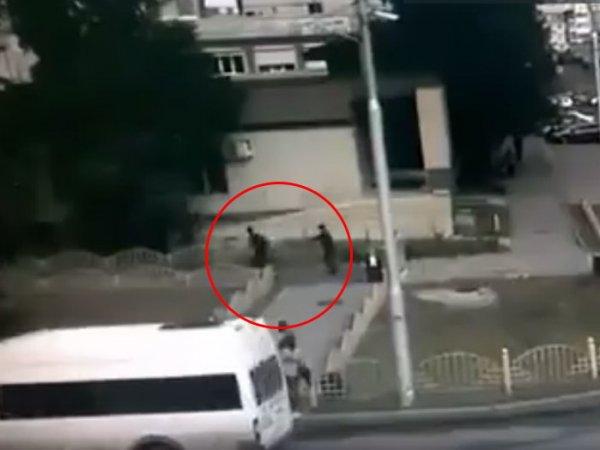 Видео ликвидации участника резни в Сургуте опубликовано в Сети