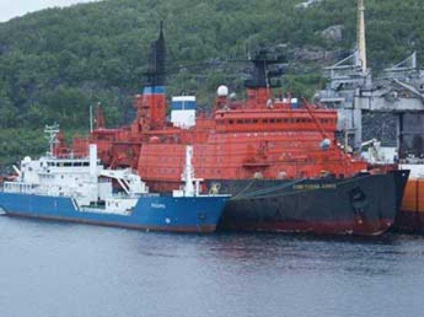 Атомный ледокол «Советский Союз» разрежут на куски из-за санкций против РФ
