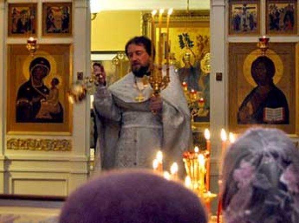 В Белоруссии во время штурма притона задержали священника РПЦ. Он подозревается в сутенерстве