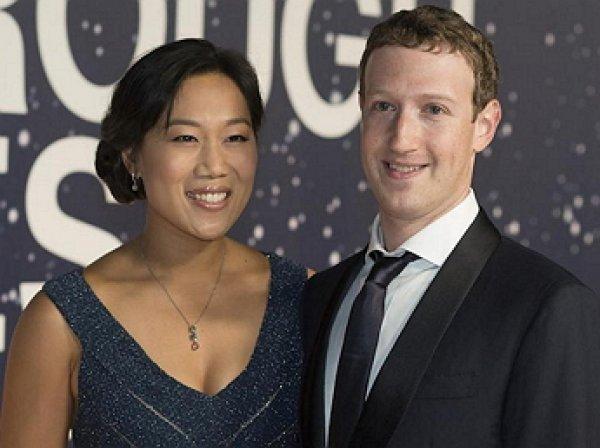 Марк Цукерберг стал отцом во второй раз и поделился фото новорожденной