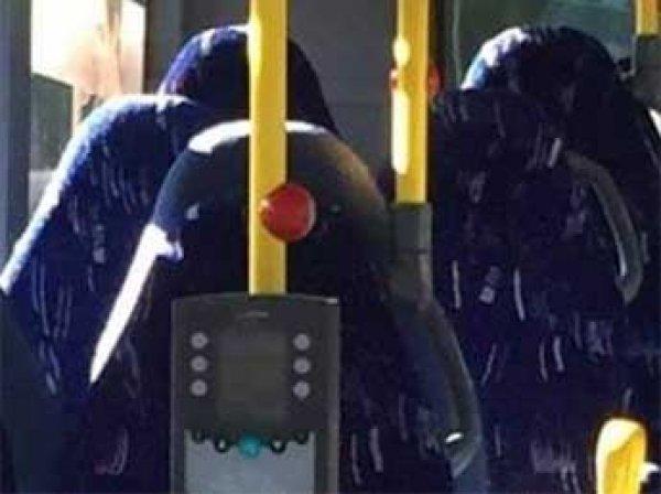 Норвежцы в соцсетях разглядели в автобусных креслах женщин в хиджабах