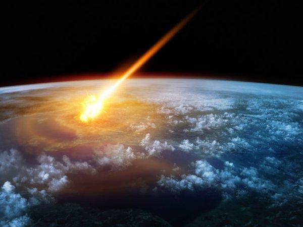 NASA: к Земле летит крупнейший за всю историю наблюдений метеорит