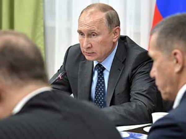 """""""Никаких дворцов"""": Путин провел ликбез для """"Газпрома"""" по строительству на Дальнем Востоке"""