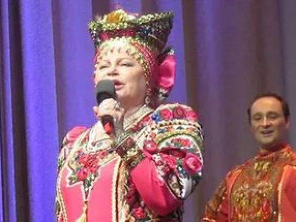 Певица Людмила Рюмина умерла в Москве