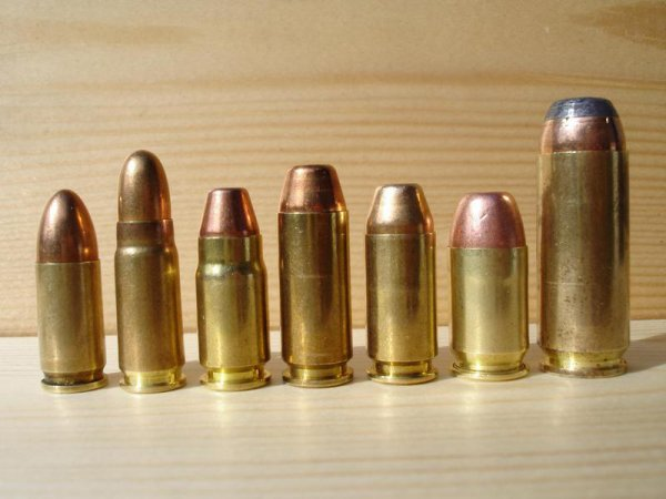 Врач нашел в мусорном контейнере более 230 патронов