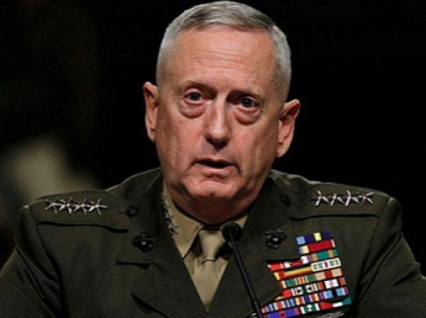 Глава Пентагона пригрозил Пхеньяну «концом режима и гибелью народа КНДР»