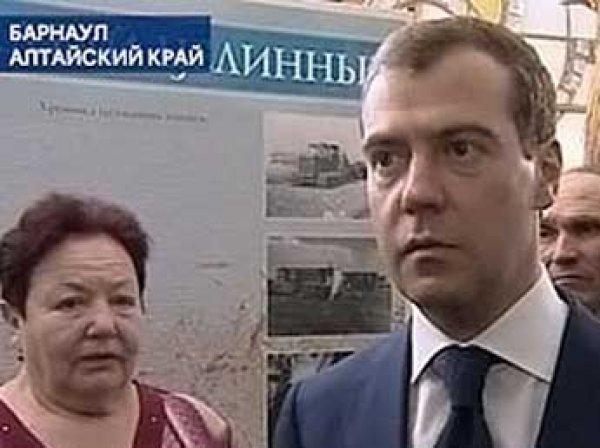 Осужденный за «покушение» на Дмитрия Медведева получил президентский грант