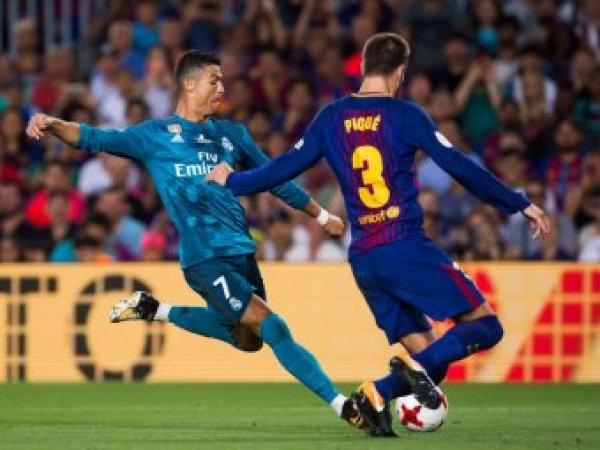 """Реал"" — ""Барселона"" 17 августа 2017: онлайн трансляция, прогноз, где смотреть Суперкубок 2017 (ВИДЕО)"