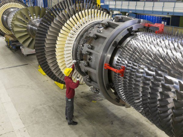 СМИ узнали схему поставок турбин Siemens в Крым