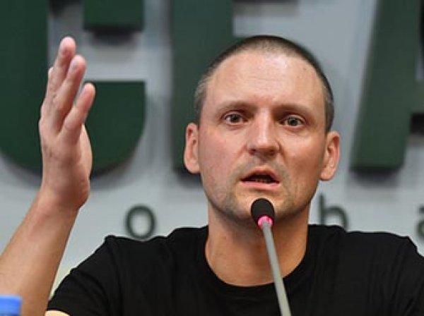 Удальцов обвинил Навального в провоцировании задержаний участников митинга на Болотной