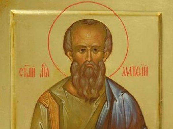 Какой сегодня праздник: 22 августа отмечается церковный праздник Матфей Змеесос