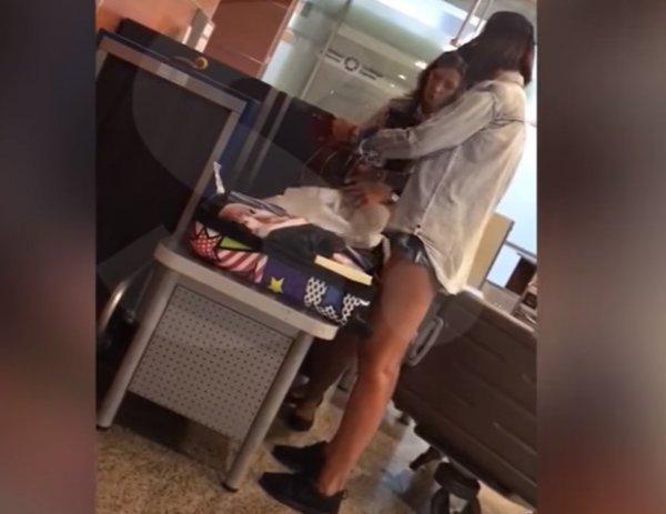 """""""Какие же трусики носит Бузова!"""": более 40 минут в Шереметьево обыскивали чемоданы Бузовой"""