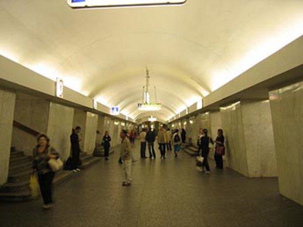 Неизвестный устроил поножовщину в московском метро: есть раненные (ФОТО)