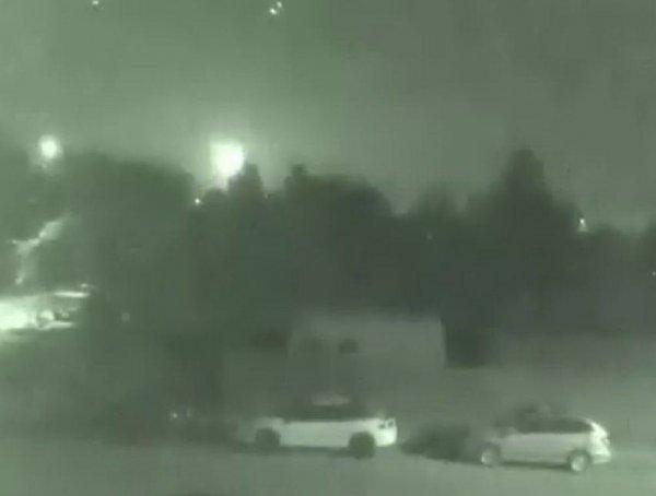 В Канаде падающий метеорит напугал местных жителей