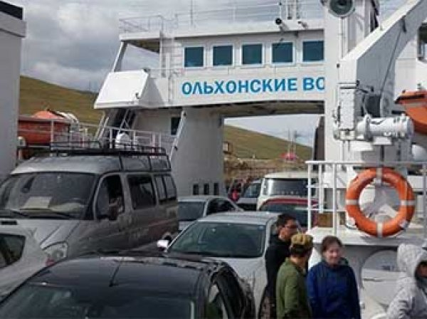 300 китайцев напали на экипаж и взяли штурмом паром на Байкале