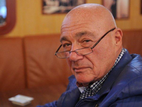 """На """"Первом канале"""" объяснили, почему из эфира пропал Владимир Познер"""