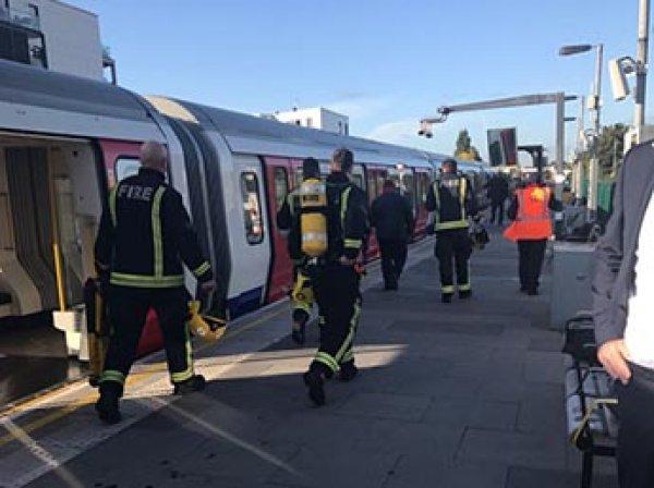 В метро Лондона прогремел мощный взрыв: есть пострадавшие (ФОТО)