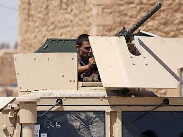 Окраины Дейр эз-Зора в Сирии удерживали боевики — выходцы из России и стран СНГ