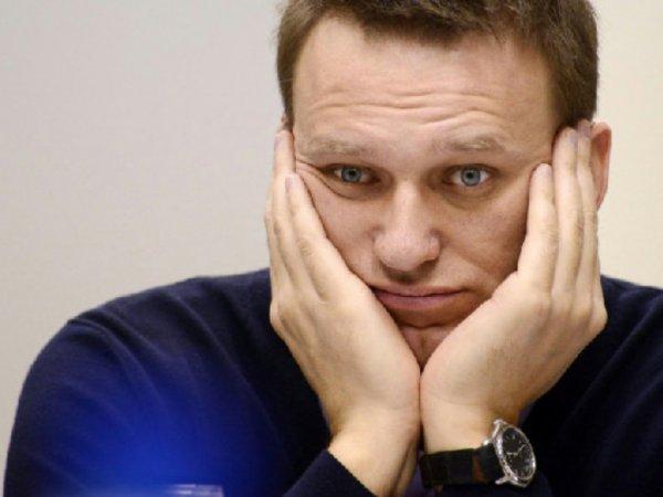"""В """"Домодедово"""" на Навального повесили связку сарделек"""