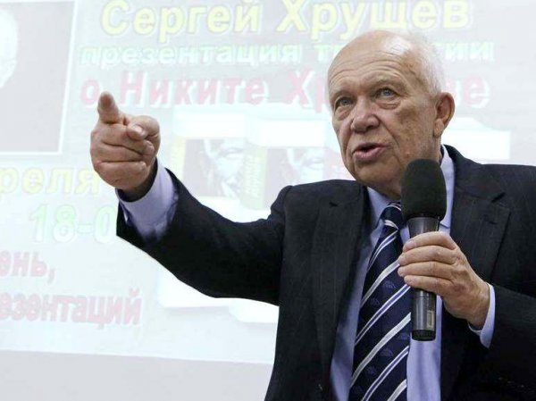 Сын Хрущева рассказал, почему его отец передал Крым Украине в 1954 году