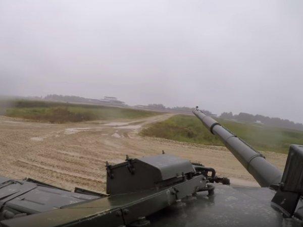 Минобороны выложило на YouTube уникальное ВИДЕО работы экипажа танка Т-90