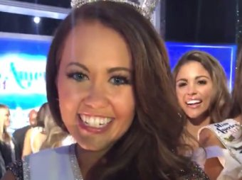 """Мисс Америка 2018"" стала 23-летняя Кара Мунд (ФОТО, <em>мисс</em> ВИДЕО)"