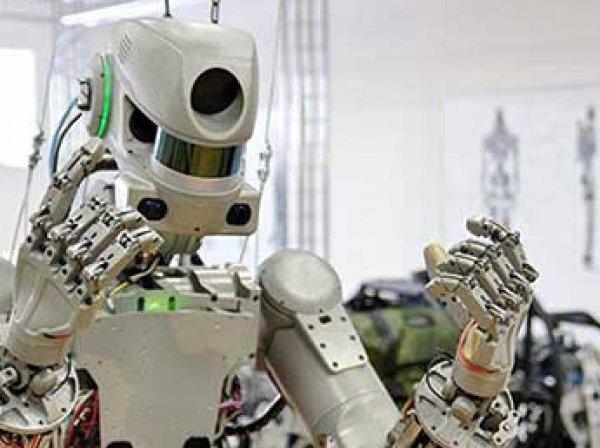 Ученые отправят робота Фёдора в космос в 2021 году