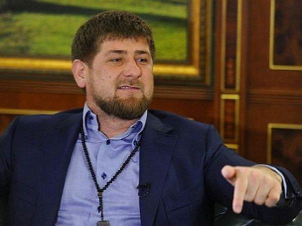 Кадыров ответил на обвинения Киева в покушении на Мосийчука