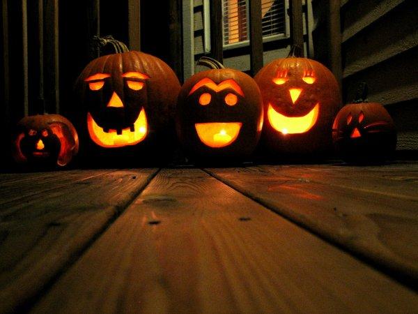 Какой сегодня праздник: 31 октября отмечается праздник Хеллоуин