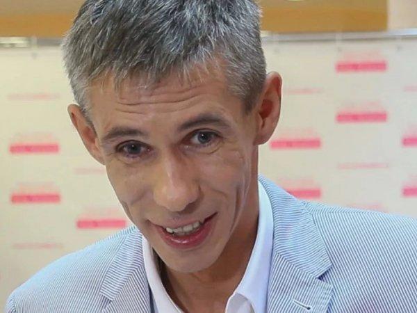 Панин пообещал избить Максима Галкина за шутки в свой адрес