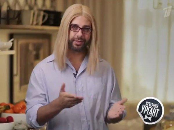 Иван Ургант снялся в пародии на предвыборный ролик Ксении Собчак