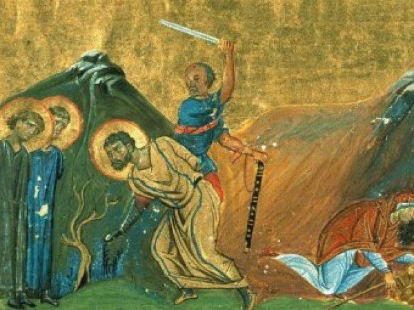 Какой сегодня праздник: 29 октября отмечается церковный праздник Лонгин Сотник