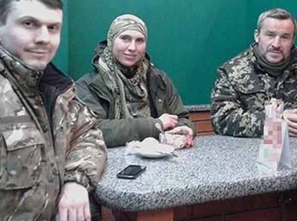 Раненый Осмаев увидел в убийстве своей жены в Киеве российский след