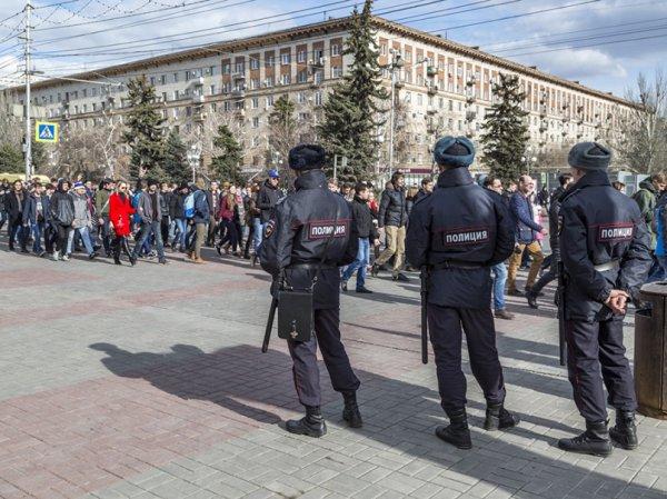 Митинг в Москве 7 октября 2017: акции в поддержку Навального проходят в России, начались задержания (ФОТО, ВИДЕО)