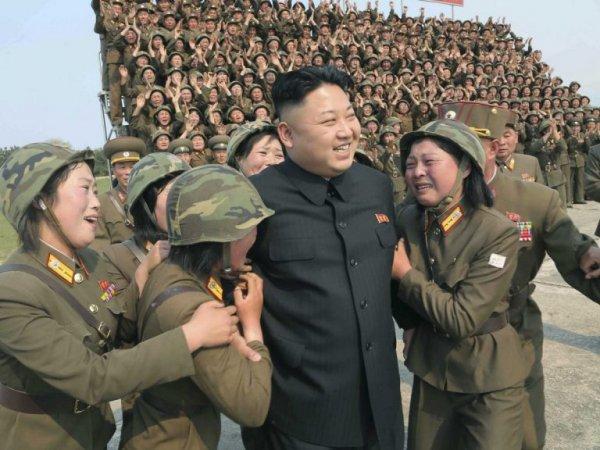 В КНДР прошла массовая учебная эвакуация населения