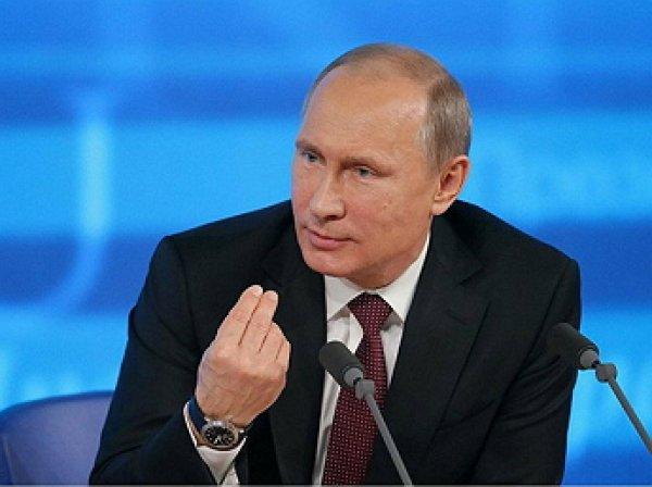 Путин: кто-то целенаправленно собирает биоматериал россиян