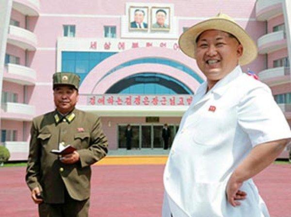 Эксперты: КНДР может уничтожить 90% населения США