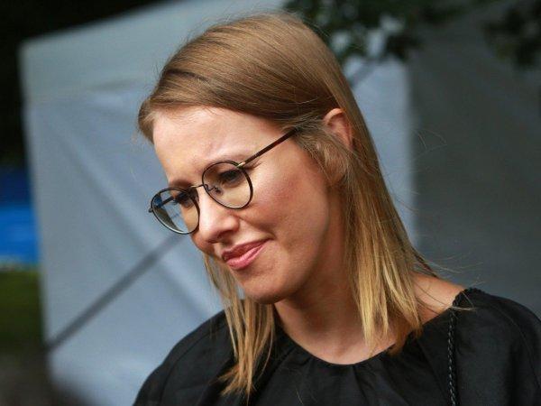 Собчак рассказала о проверках Генпрокуратуры ее высказываний про Крым
