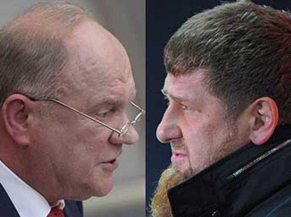 Кадыров жестко раскритиковал Зюганова, пообещавшего не допустить захоронения Ленина