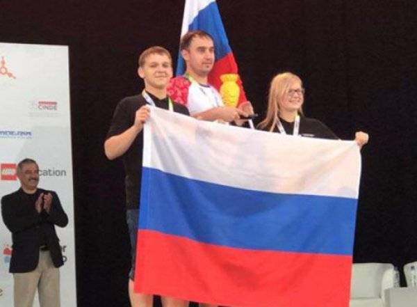 Россияне стали абсолютными победителями на Всемирной Олимпиаде роботов